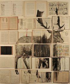 Book Paintings by Ekaterina Panikanova   iGNANT.de
