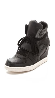 Let's be honest, I think wedge sneakers are ridiculous, but I actually kind of like these.