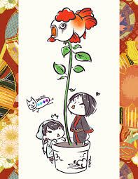 Hoozuki no Reitetsu by Animus-Rhythm on DeviantArt Fan Anime, Anime Art, Anime Chibi, Kawaii Anime, Kawaii Faces, Japanese Cartoon, Manga Artist, Anime Life, Cartoon Movies