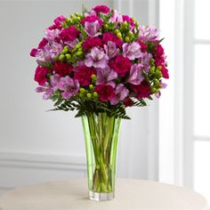 Flowers are a good way to start celebrating the importance of mom in your life.  Then on to a card, chocolate, lunch/dinner.