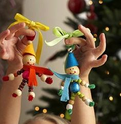 25 favorite ornaments for kids to make