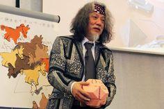 Jin Akiyama el mago japonés de las matemáticas