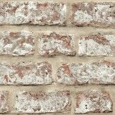Arthouse Rustic Brick Wallpaper