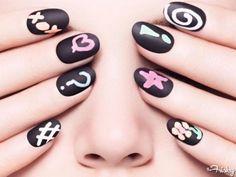diy matte nail polish - Google Search