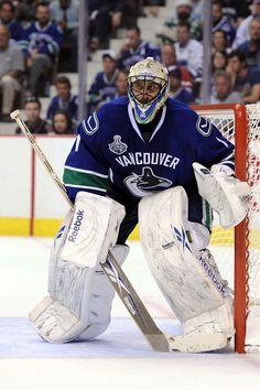 Roberto Luongo, Vancouver Canucks