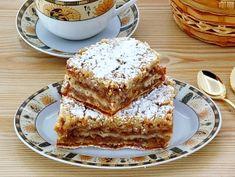 Яблочный пирог по-польски — рецепт с фото