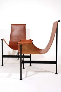 Modern Design Lounge Chairs New In Popular Leather Sling Chair Chaise | Vefday.me
