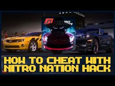 [TUTORIAL] How to get extra cash & gold with Nitro Nation HACK ! - YouTube