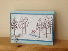 A little winter card