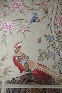 chinoiserie        cassandre    child's room    canyon         commissions    textiles    carpets       	  	  1 of 1