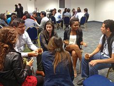 Student Leaders Hold Action-Packed Summit in Lima. The LAR-SCLS-Meet & Greet was an opportunity to network and socialize.