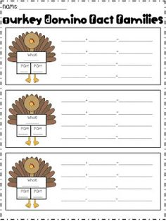 For the Love of First Grade: It's Thanksgiving on TPT!