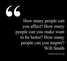 #Inspire #Quote #WillSmith #Leader