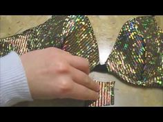 Sewing Tutorials with Sasa: Covering a Bra Top.    Originally pinned by Jennifer Coccetti onto Belly Dance.