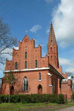 Słobity - kościół.