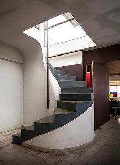 Appartement-atelier de Le Corbusier | Architect: Le Corbusie… | Flickr
