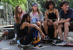 Pro Skate, Skate Street, Popular Series, Film Inspiration, Girls Series, Skater Girls, My Vibe, Best Tv, Movies Showing