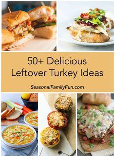 Leftover Turkey Ideas