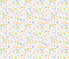 Stars fabric by oksancia on Spoonflower - custom fabric