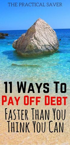 pay off debt fast l save money fast l debt free l how to pay off debt l get out of debt l credit card debt solutions l extreme frugal living tips