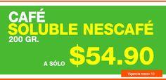 La Comer: Ofertas Fin de Semana Hasta 10 Marzo Comercial Mexicana#LaComer:cuenta con muy buenas ofertas y promociones paraeste fin de semana, son las siguientes: - Leche Nido Kinder 1.6Kg $147.90 - Café soluble Nescafé 200g $54.90 - 4×3 en refrescos familiares (de 2 litros o más) - Paque... -> http://www.cuponofertas.com.mx/oferta/la-comer-ofertas-fin-de-semana-hasta-10-marzo/