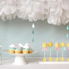 shower themed baby shower