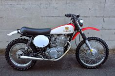 Racing Cafè: Yamaha SR 400 #2 by BratStyle