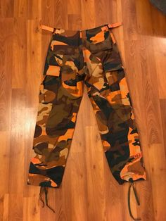 f8985fbe51bc76  LAST DROP  Camouflage Embroidery Pants. Grailed. Heron Preston Camouflage  Embroidery Pants Size US 32   EU 48 ...