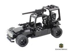 LEGO Navy Seals Desert Patrol Fast Attack Vehicle