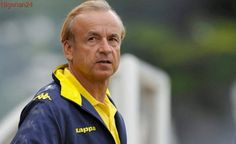'Eagles' qualifiers keeping Rohr away from NPFL venues'