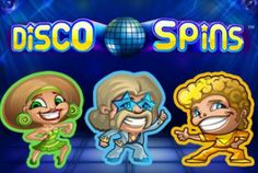 Disco Spins slot is a 5 reel video game with 20 pay line. Another game from Net Entertainment, this slot has a scatter that is giving away free spins rewards and a unique wild feature.
