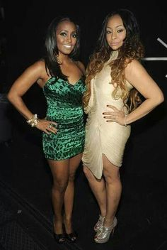 Cosby kids, Keshia Knight-Pulliam and Raven-Symone Black Girls Rock, Black Love, Beautiful Black Women, Black Girl Magic, Beautiful People, Beautiful Ladies, Amazing Women, Keisha Knight Pulliam, The Cosby Show