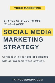 Video marketing on F