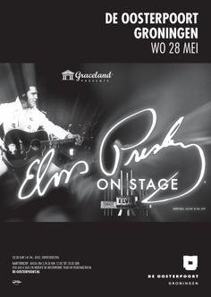 Hoe was het om een Elvis concert mee te maken in Las Vegas? In 'Graceland Presents Elvis Presley On Stage' komt The King of Rock 'n' Roll weer tot leven in een spetterende productie. Met behulp van de laatste technologieën wordt Elvis levensgroot geprojecteerd op state-of-the-art videoschermen. Ondersteund door een live-band en back-up zangers/zangeressen brengt Elvis alle grote hits en concertklassiekers als 'Blue Suede Shoes', 'Are You Lonesome Tonight' en 'In The Ghetto' ten gehore.