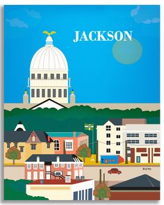 Available in an array of finishes, materials, and sizes, this retro inspired wall art will make Jackson feel close to your heart with its bright color palette and unique design. You can start with one