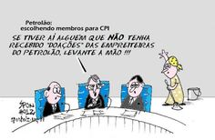 "CPI da Petrobras - CPI ""insuspeita"""
