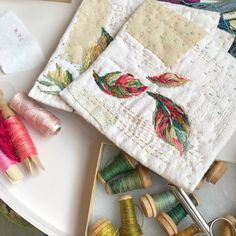 98 Likes, 2 Comments - Marna Lunt : Embroidery Artist (@marnalunt) on Instagram