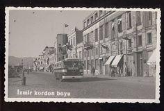 Geçmişin Modern Mimarisi - 6: İzmir-- okunucak yazı var-yangın sonrası