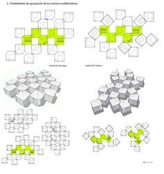 Galería de Células Sociales para la Emergencia / Jose Ulloa Davet & Delphine Ding - 2