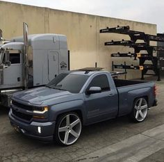 This specific green chevrolet silverado is my dream vehicle. Silverado Truck, Chevy Pickup Trucks, Chevrolet Trucks, Chevrolet Silverado, Chevy Pickups, Mini Trucks, Gm Trucks, Diesel Trucks, Cool Trucks