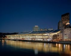 Pittsburgh Convention Center - Rafael Viñoly Architects