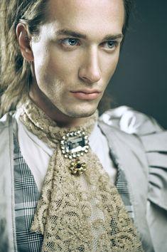 Dickensian Dandy decadente y hermoso !