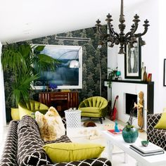 Preciously Me blog : Precious room of the week, Marc Melissa Palazzo