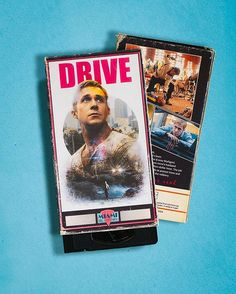 """""""Want a toothpick?"""" Drive needed the VHS treatment!"""