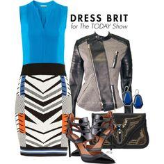 No. 706 - Dress Brit!, created by elke-koscher on Polyvore