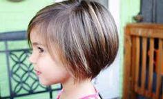 Tagli capelli corti bambine estate