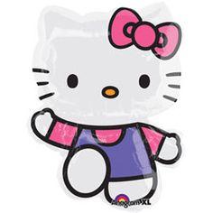 Hello Kitty Party Decorations - Hello Kitty Balloon