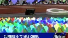 (Vídeo) Discurso del Presidente Nicolás Maduro Moros en Cumbre del G-77+China