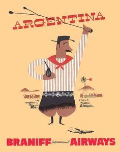 Argentina/Braniff