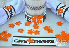SHORTY CREATIONS: Giving Thanks
